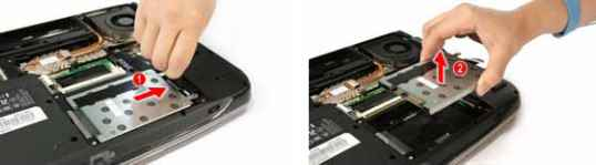 Removing The Hdd Acer 4710