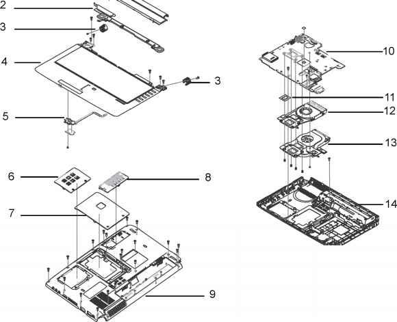 Acer Extensa 5230E Notebook Atheros/Foxconn HB93 WLAN Descargar Controlador