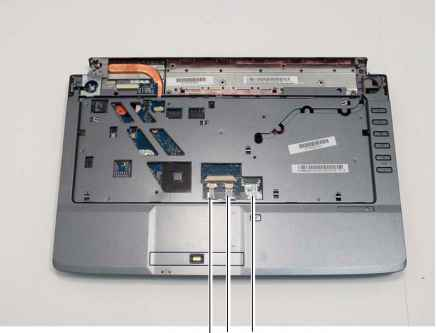 Cover Upper Acer Aspire 7720g