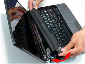 Acer Aspire 3690 Switch Cover
