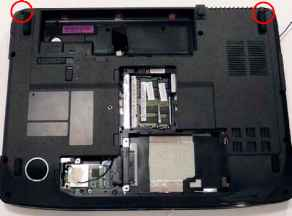 main unit disassembly flowchart acer aspire 5530 5530g rh acerrepairblog us Acer Aspire 4315 Acer Aspire 5532