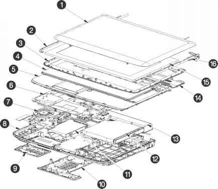 Acer aspire 7720 service manual | bios | usb flash drive.