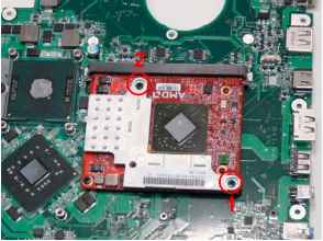 Acer 5515 Video Card Motherboard