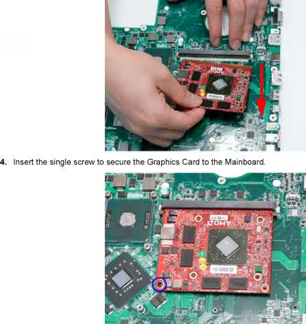 Grafic Board Acer Aspire 5335