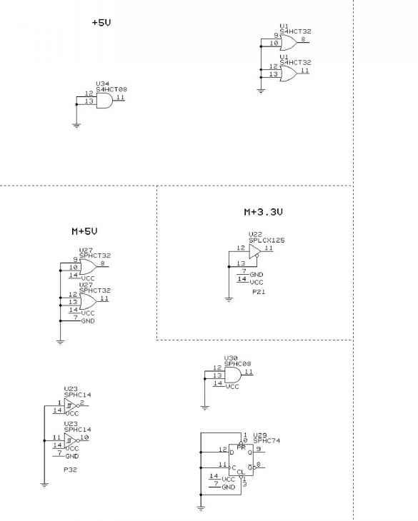 b x logic diagrams