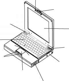 Laptop Stand Sketch