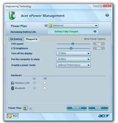 Epower management and windows 7 update windows firewall update vista