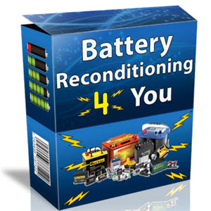 Battery Repair Ebook