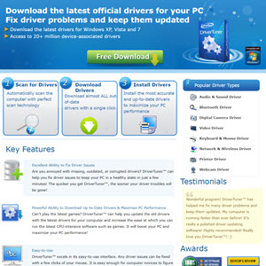 PC Driver Downloader and Updater Software