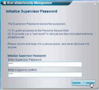 Empowering Technology Password
