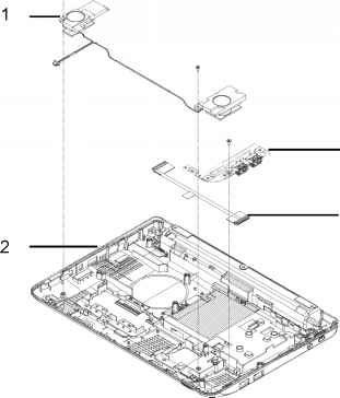 Assemble Acer 3690 Notebooks