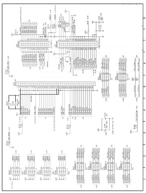 T43 Mainboard Diagram