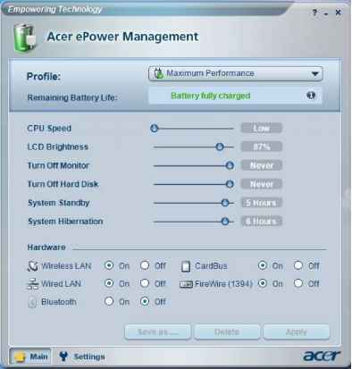 Laptop Battery Repair Software