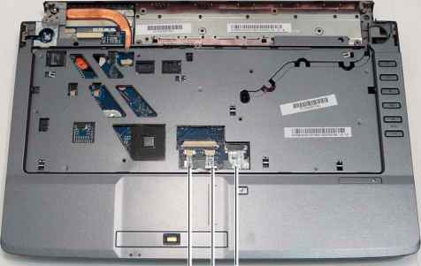Acer 5942g Disassembly