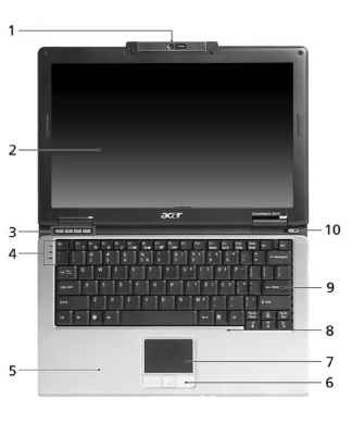 Acer Travelmate 3010