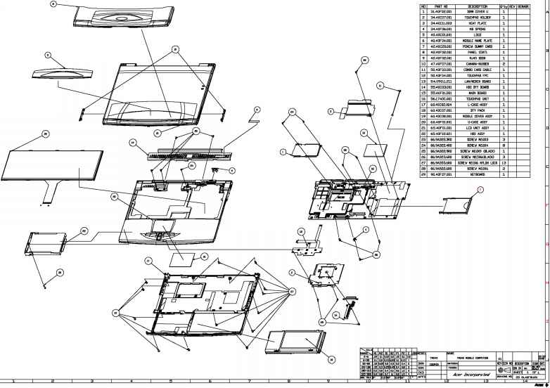 dell inspiron laptop motherboard wiring diagram dell 4700