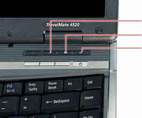 Acer Extensa 4220 Productivity Keys