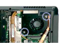 Acer Aspire 5732z Clean Fan