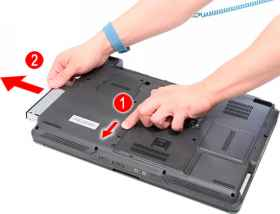 Acer Travelmate Optical Drive